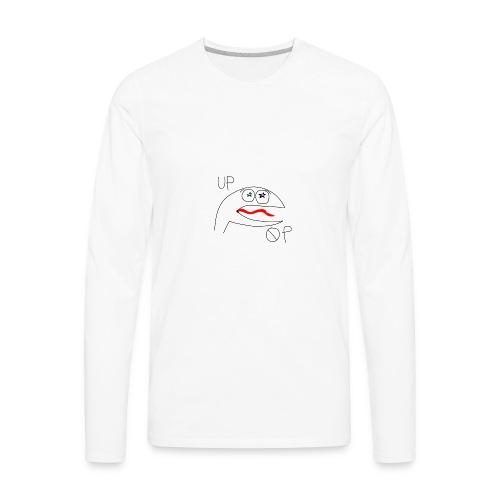 UPOP Lizard - Men's Premium Long Sleeve T-Shirt