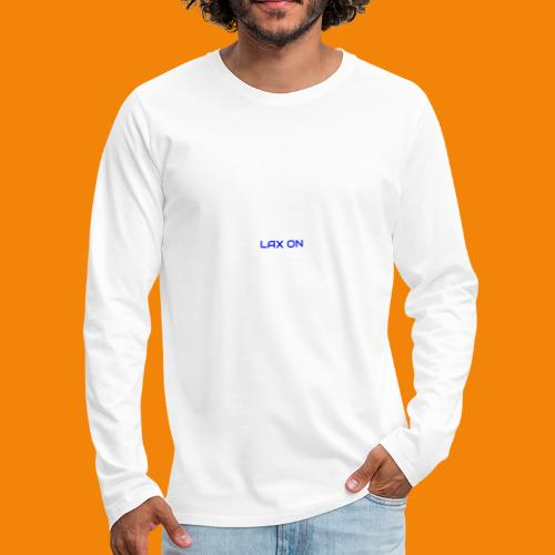 elite - Men's Premium Long Sleeve T-Shirt