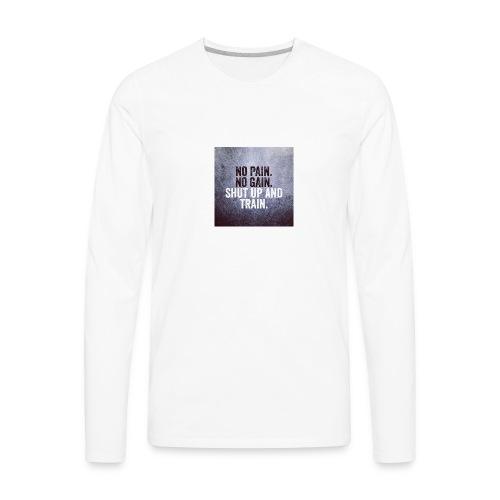 Royal sureme - Men's Premium Long Sleeve T-Shirt