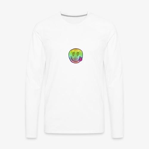 Pizza vision - Men's Premium Long Sleeve T-Shirt