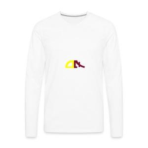 Seven days Logo - Men's Premium Long Sleeve T-Shirt