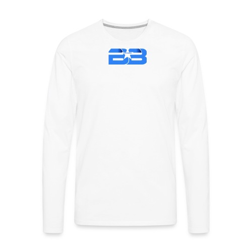 B Brandon Merch Store - Men's Premium Long Sleeve T-Shirt
