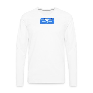 B Brandon Merch Store - Men's Premium Long Sleeve T-Shirt