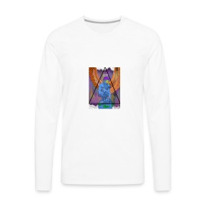 free your mind - Men's Premium Long Sleeve T-Shirt