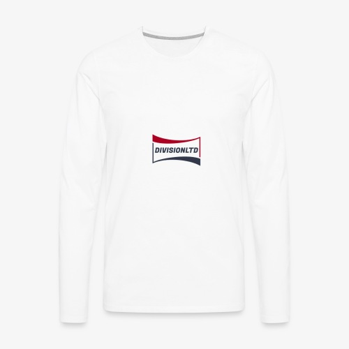DIVISIONLTD - Men's Premium Long Sleeve T-Shirt
