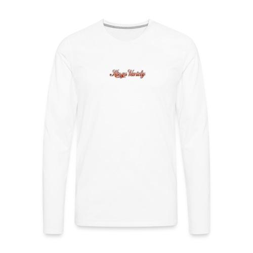 coollogo com 4964565 - Men's Premium Long Sleeve T-Shirt
