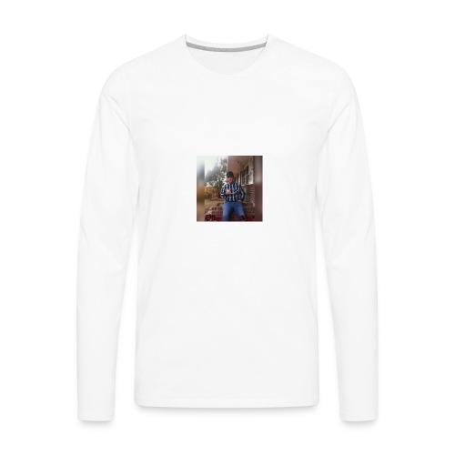YungWolf - Men's Premium Long Sleeve T-Shirt