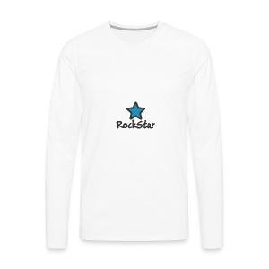 RockStar - Men's Premium Long Sleeve T-Shirt