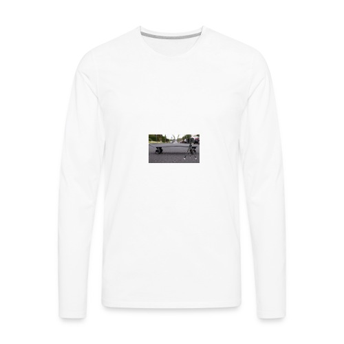 Vlogging central - Men's Premium Long Sleeve T-Shirt