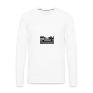 Vlogging central - Men's Premium Long Sleeve T-Shirt