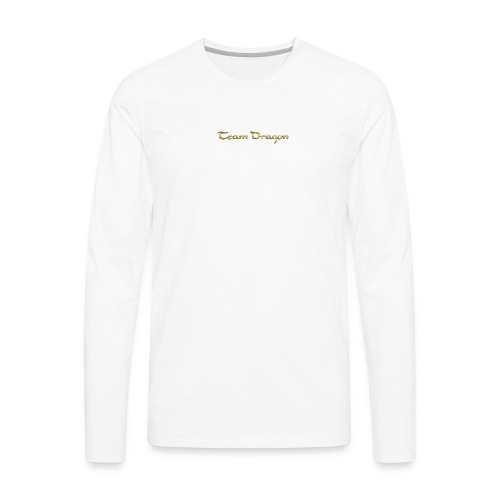 cooltext256038996789320 - Men's Premium Long Sleeve T-Shirt