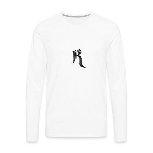 Rielle - Men's Premium Long Sleeve T-Shirt