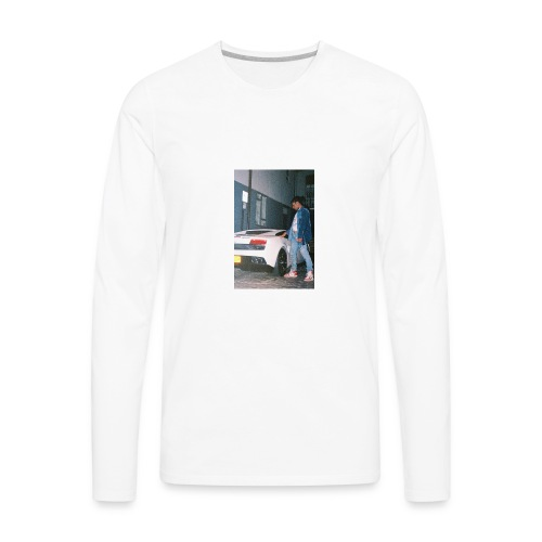 ASAP ROCKY - Men's Premium Long Sleeve T-Shirt