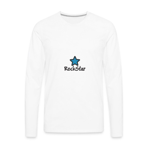 RockStar - Men's Premium Long Sleeve T-Shirt