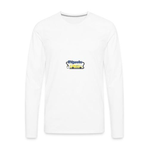 RVgeeks Logo - Men's Premium Long Sleeve T-Shirt