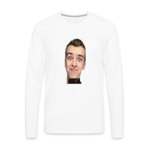 Chikn is cool - Men's Premium Long Sleeve T-Shirt