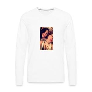 Friends For Life - Men's Premium Long Sleeve T-Shirt