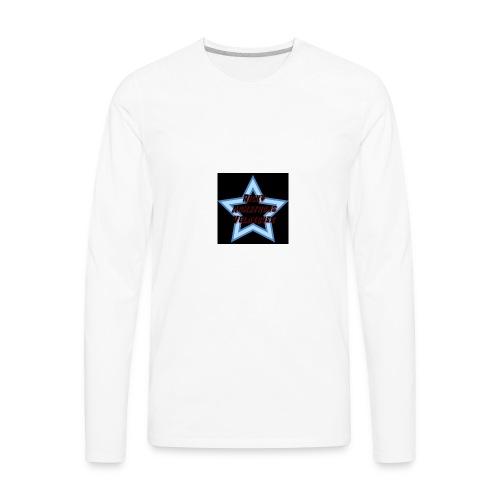 Be a star - Men's Premium Long Sleeve T-Shirt