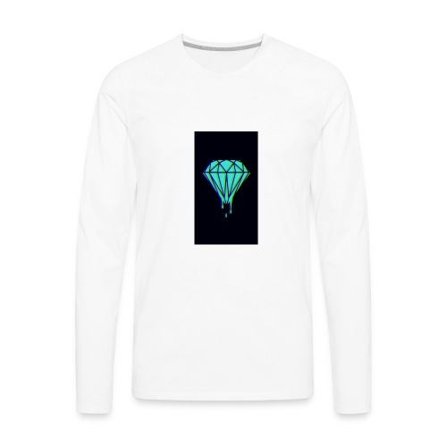 Fresh diamonds - Men's Premium Long Sleeve T-Shirt