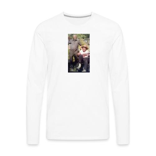 Rest Well Mom - Men's Premium Long Sleeve T-Shirt