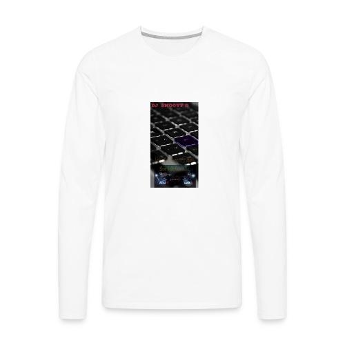 Dj SmooVy D - Men's Premium Long Sleeve T-Shirt