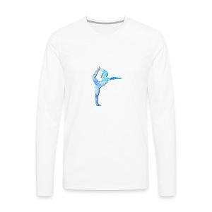 dancer - Men's Premium Long Sleeve T-Shirt