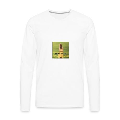 Kashvi Dhital Merch - Men's Premium Long Sleeve T-Shirt