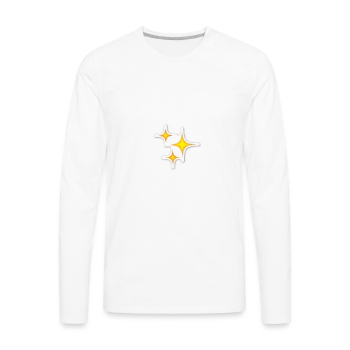 JJ's Stars - Men's Premium Long Sleeve T-Shirt