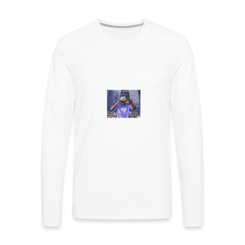 Crutch's Gear - Men's Premium Long Sleeve T-Shirt
