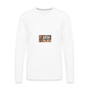 Key Lewis; Marquee - Men's Premium Long Sleeve T-Shirt