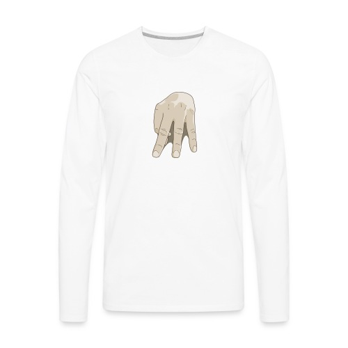 MC Gang Logo - Men's Premium Long Sleeve T-Shirt