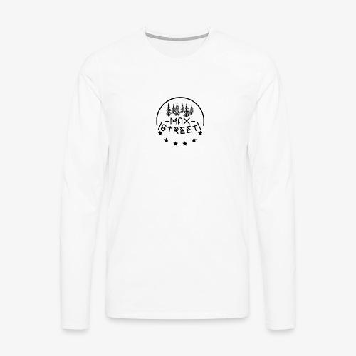 MAX STREET - Men's Premium Long Sleeve T-Shirt