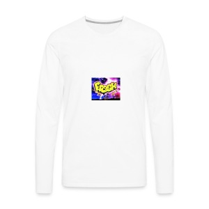 FreshGangsta - Men's Premium Long Sleeve T-Shirt