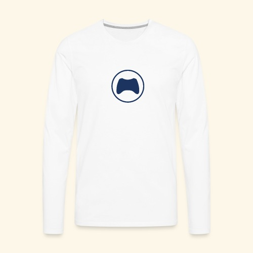 Gaming Controller - Men's Premium Long Sleeve T-Shirt