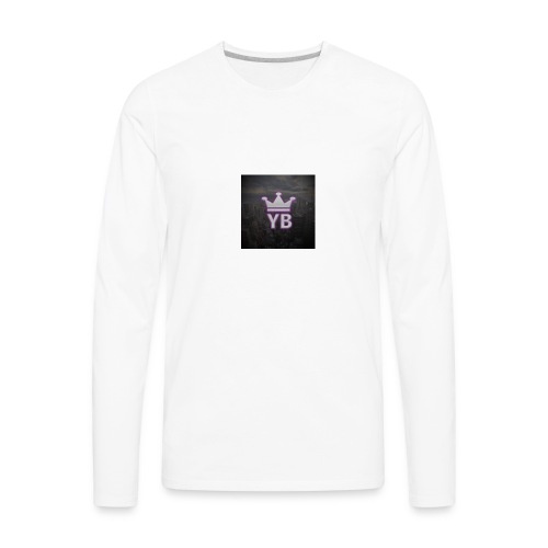 Yoke Boys - Men's Premium Long Sleeve T-Shirt