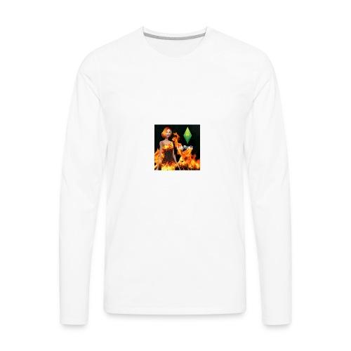 LadyPhynix - Men's Premium Long Sleeve T-Shirt