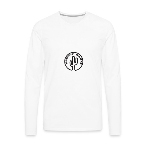 Desert Darts - Men's Premium Long Sleeve T-Shirt