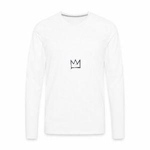 Jean - Michal Crown - Men's Premium Long Sleeve T-Shirt