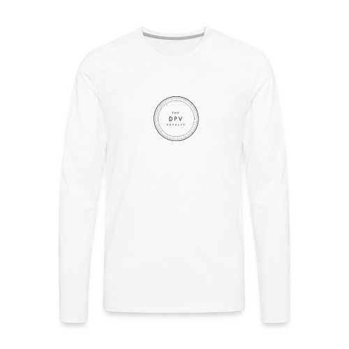 DESIGNERPLUGGVILLE - Men's Premium Long Sleeve T-Shirt