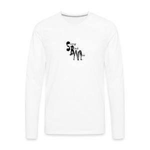 Strong - Men's Premium Long Sleeve T-Shirt