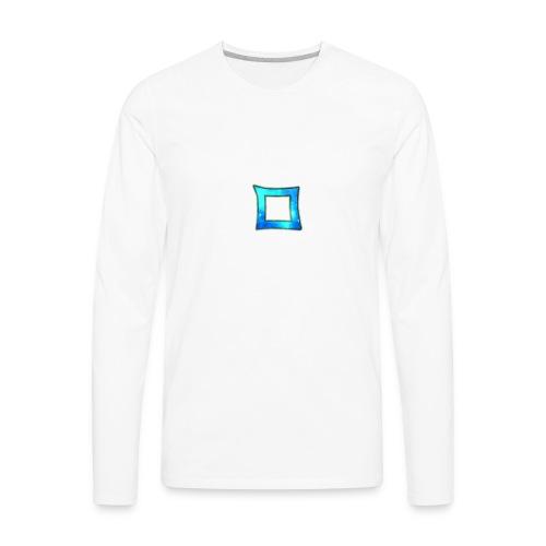 Quim Logo - Men's Premium Long Sleeve T-Shirt