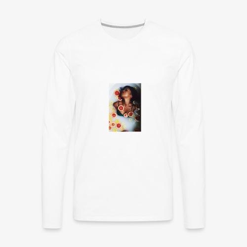 honeysuckle - Men's Premium Long Sleeve T-Shirt