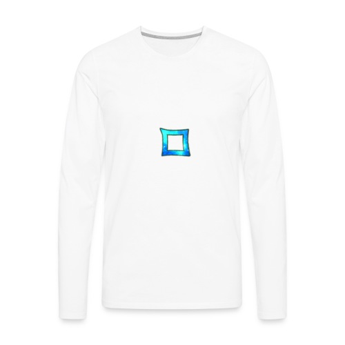 Quim Logo - Men's Premium Long Sleeve T-Shirt