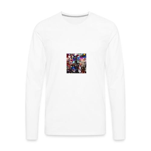 OKKIOVOO - Men's Premium Long Sleeve T-Shirt