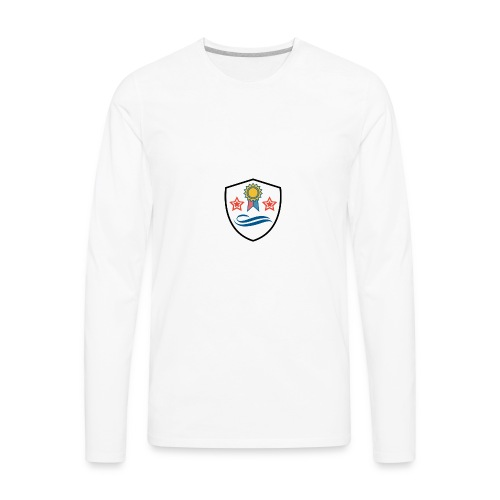 Shield - Men's Premium Long Sleeve T-Shirt