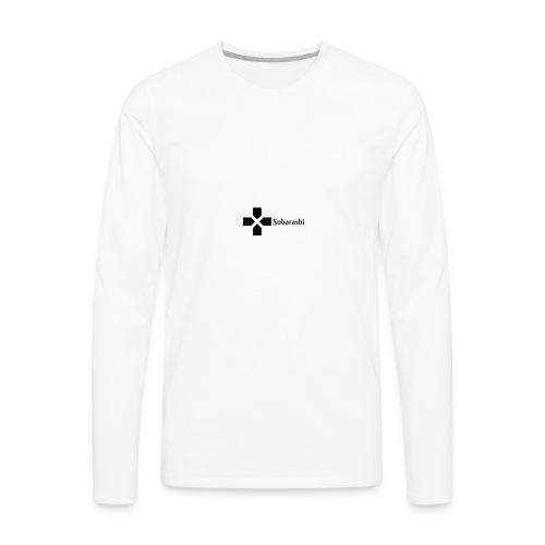 Game Subarashi - Men's Premium Long Sleeve T-Shirt