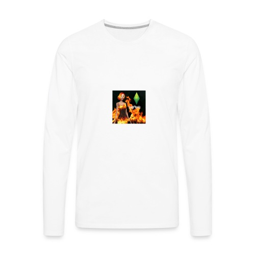 LadyPhynix - Men's Premium Long Sleeve T-Shirt