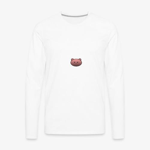 Teddy Bear - Men's Premium Long Sleeve T-Shirt
