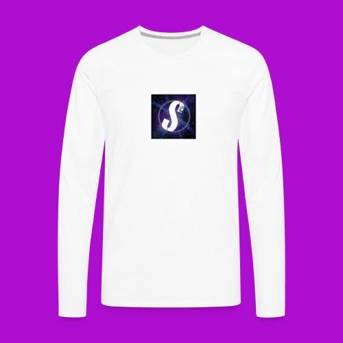 SkyrimDevil007 Merch - Men's Premium Long Sleeve T-Shirt