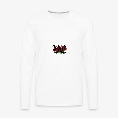 Ice's trade-mark Vaagues Clique Logo - Men's Premium Long Sleeve T-Shirt